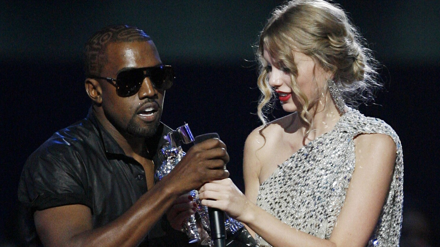 Kanye West Vs Taylor Swift A Timeline Of The Drama Which Now Includes Kim Kardashian West Los Angeles Times