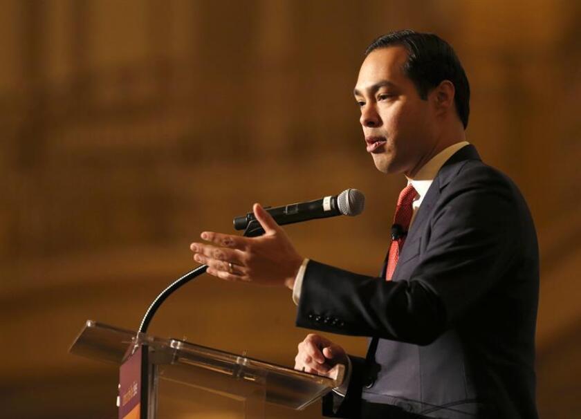 El hispano Julián Castro insinúa que se presentará a presidenciales de EE.UU.
