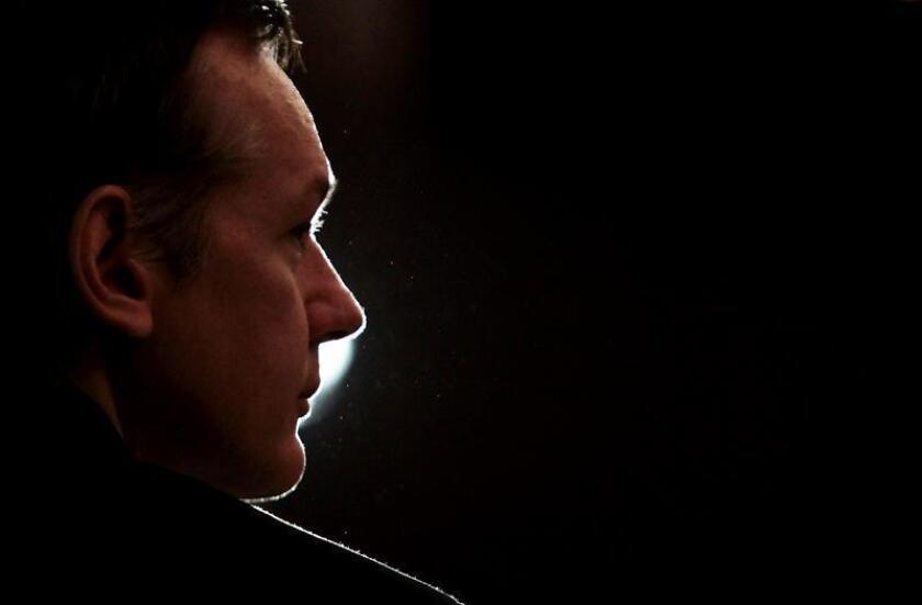 El fundador de Wikileaks, Julian Assange. EFE/Archivo