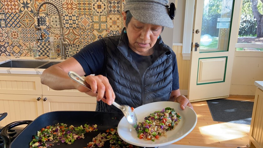 Olivewood Gardens & Learning Center presents a cooking class online Saturday, June 5.