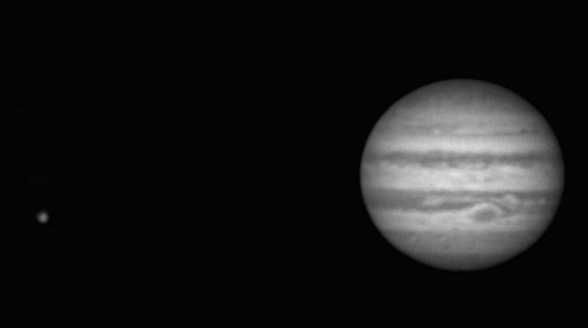 Planeta Júpiter. Foto Por Jorge Colorado
