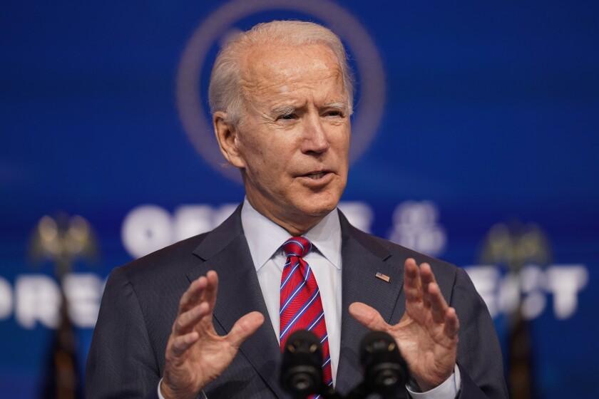 "Biden: Habrá ""futuro sombrío"" si Congreso no actúa por COVID-19"
