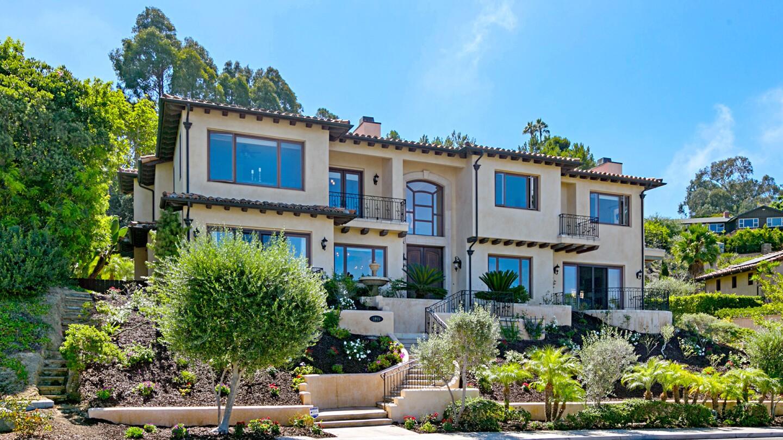 Home of the Week, 1055 Muirlands Vista Way La Jolla
