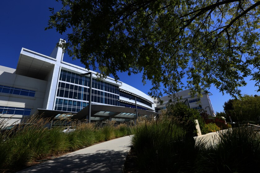 Providence Saint John's Health Center in Santa Monica