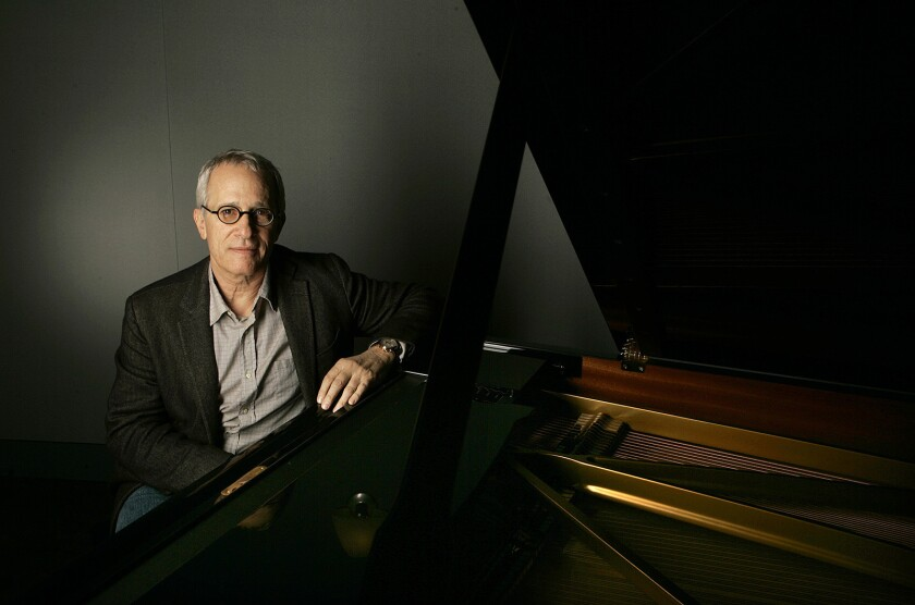 A new work by composer James Newton Howard has its debut in a pair of concerts by Los Angeles Chamber Orchestra this weekend.
