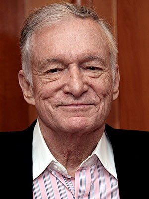 Hugh Hefner and wife Kimberley had listed their Holmby Hills home at $27,995,000.