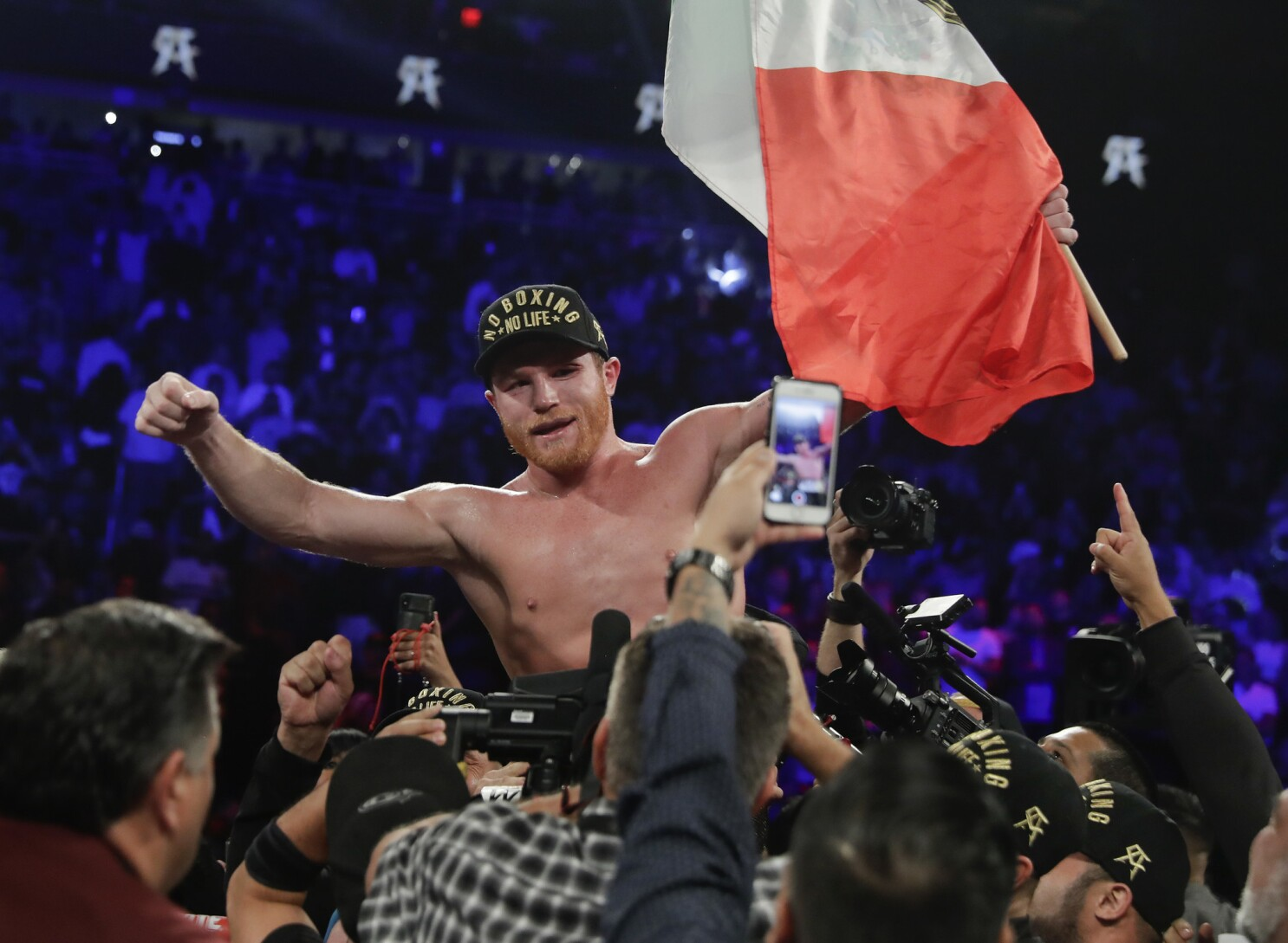 Canelo Alvarez decides to skip September fight this year - Los Angeles Times