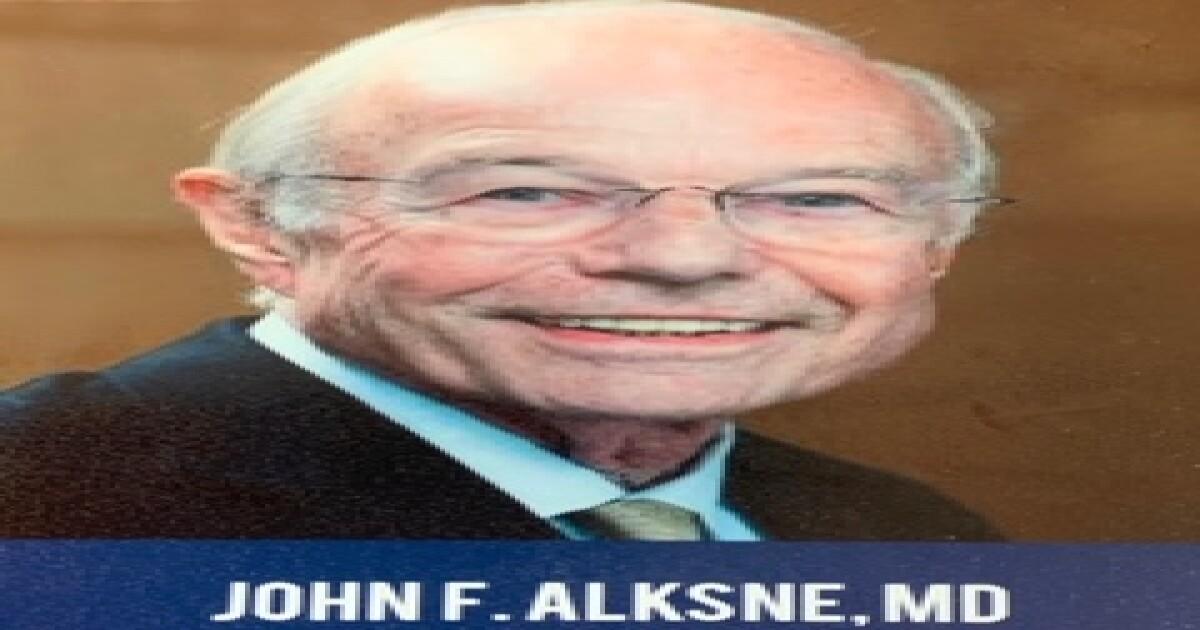 Someone San Diego Should Know: Dr. John Alksne