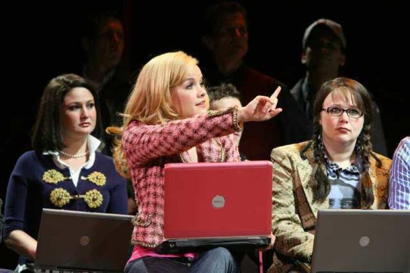 Ohio school loses drama teacher over 'Legally Blonde' musical