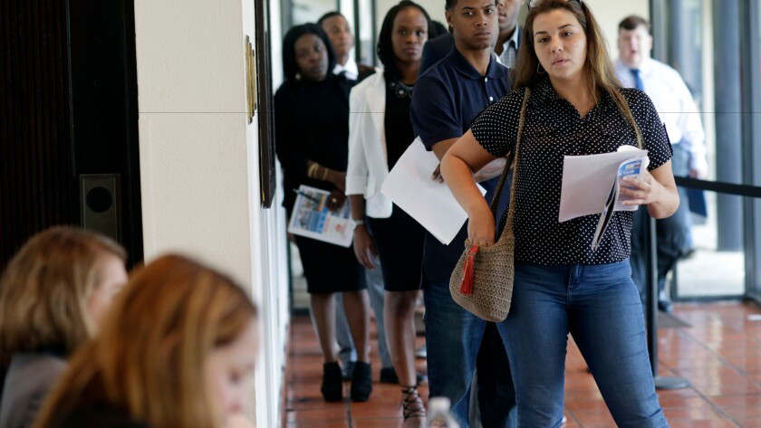 Job hopping can be a good strategy for young workers