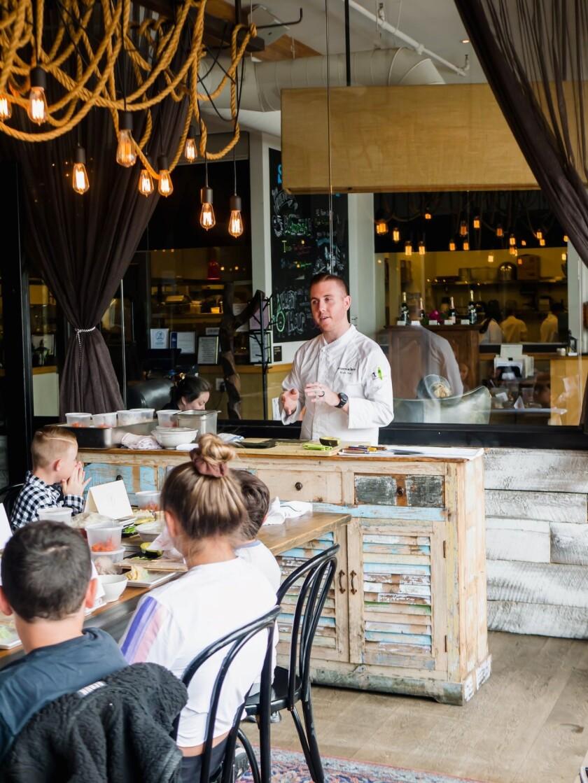 Searsucker Del Mar executive chef Ryan Star