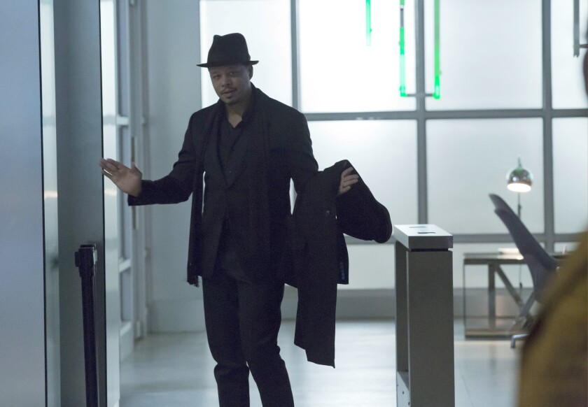 """Terrence Howard in the """"A Rose by Any Other Name"""" episode of """"Empire."""""""