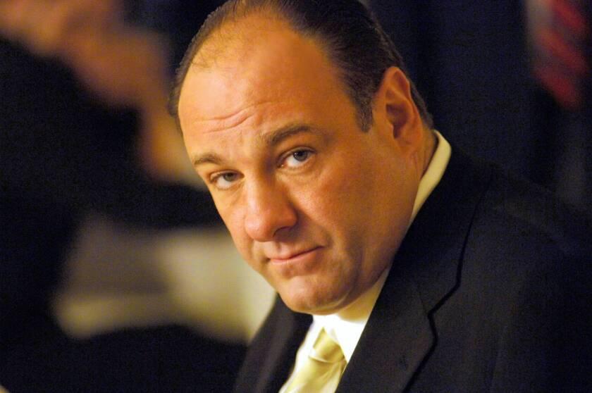 James Gandolfini's Tony Soprano was a cultural sensation
