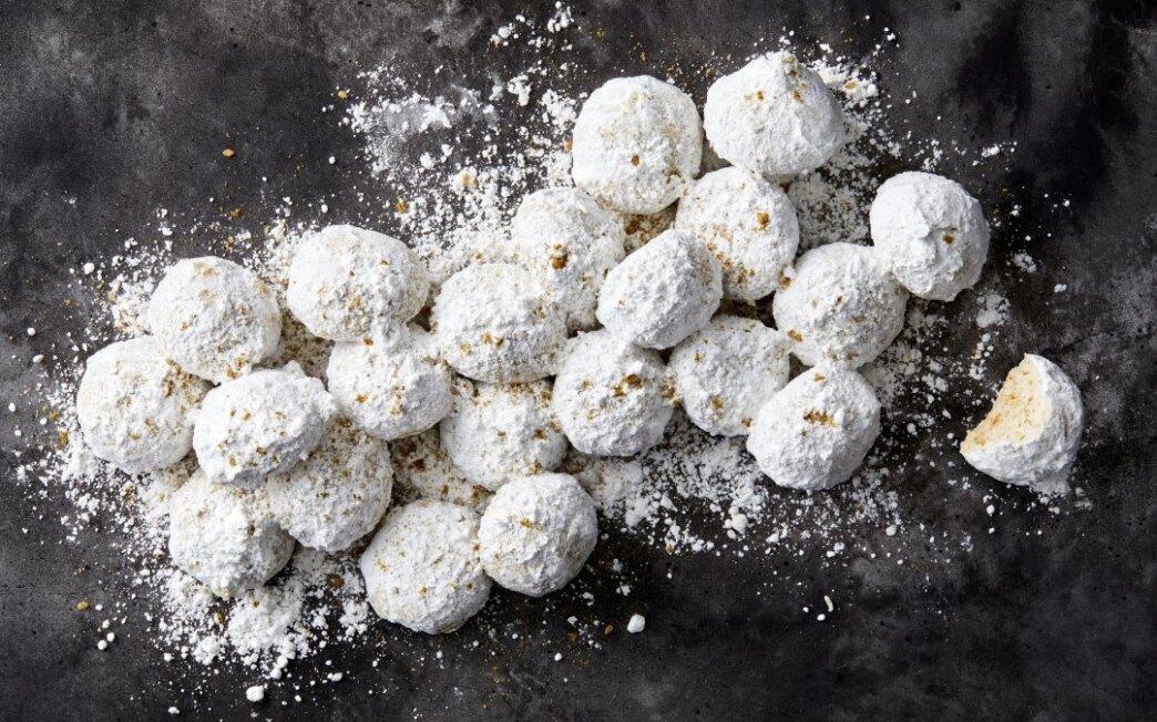 Za'atar Wedding Cookies