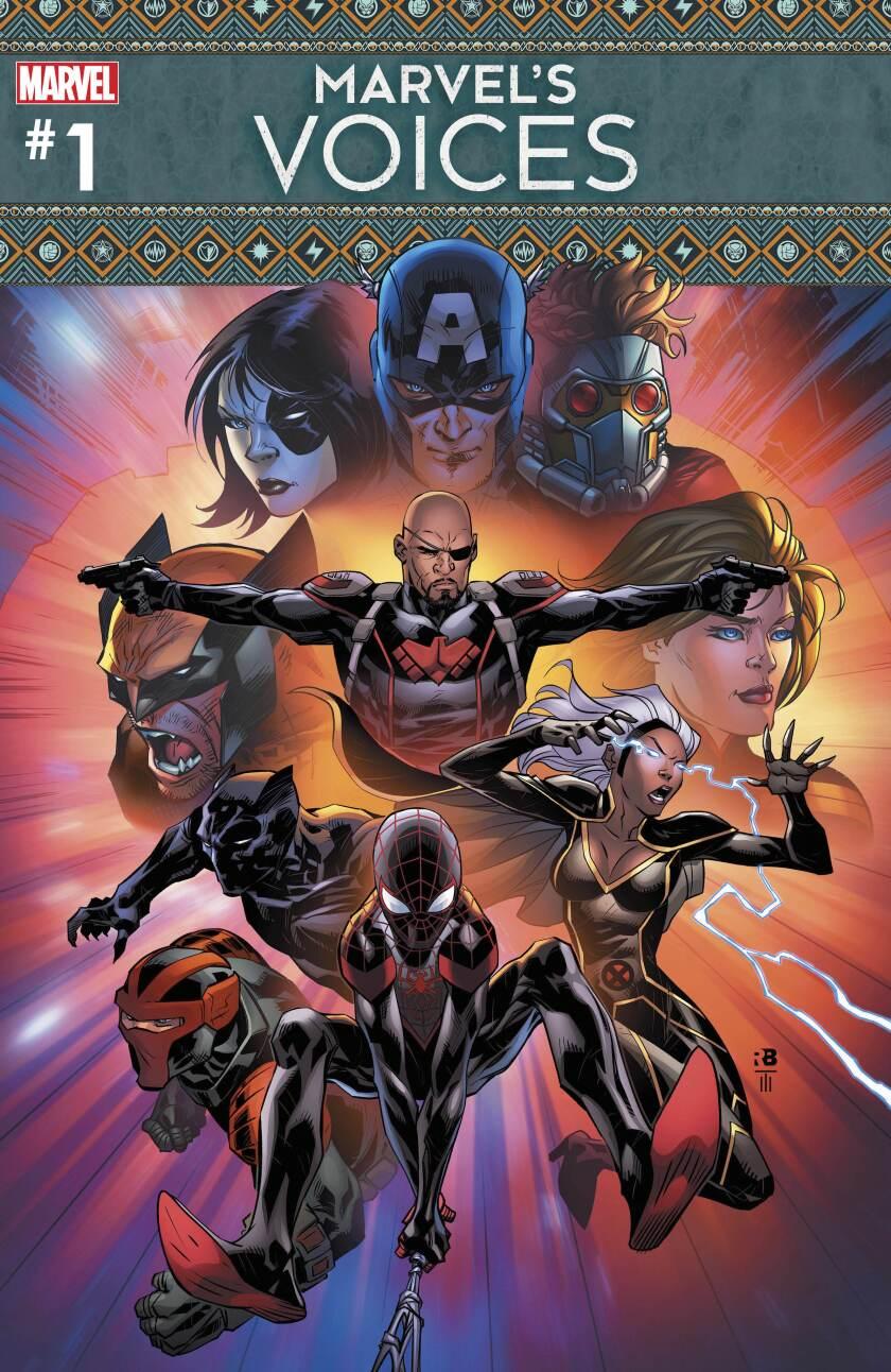 Marvel Comics Anthology