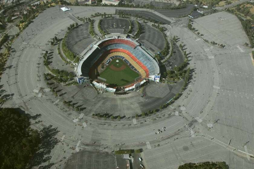 Is Dodger Stadium a possibility for the NFL to return to L.A.?