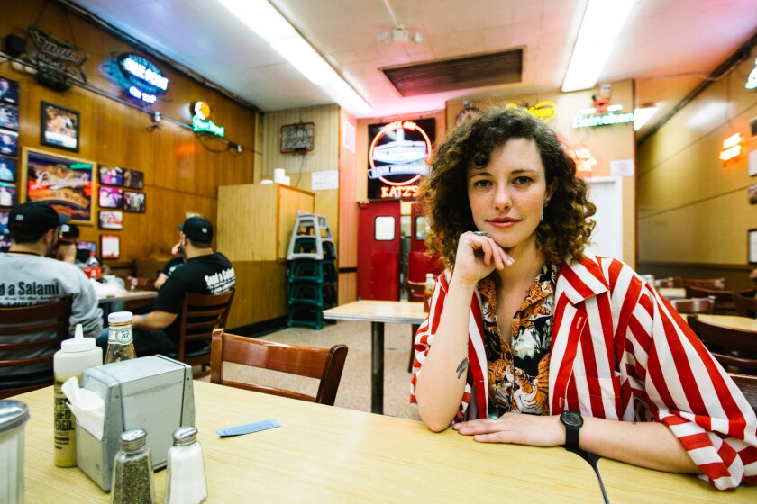 Esmé Patterson will perform at the Belly Up Feb. 15.