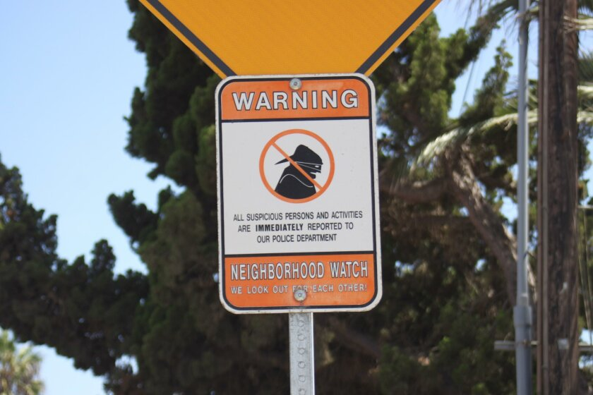 Neighborhood Watch signs, with varied prices based on the sign and type, can be purchased at nnw.org