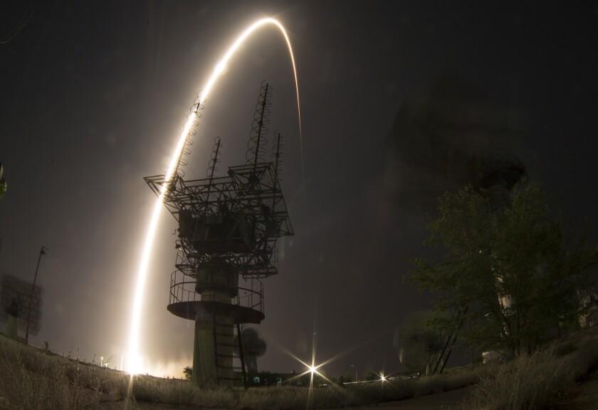 Russian launch