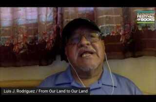A Conversation with Luis J. Rodriguez | De nuestra tierra a nuestra tierra