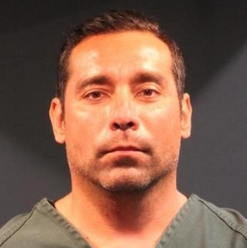 Former Orange County sheriff's deputy Steve Hortz.