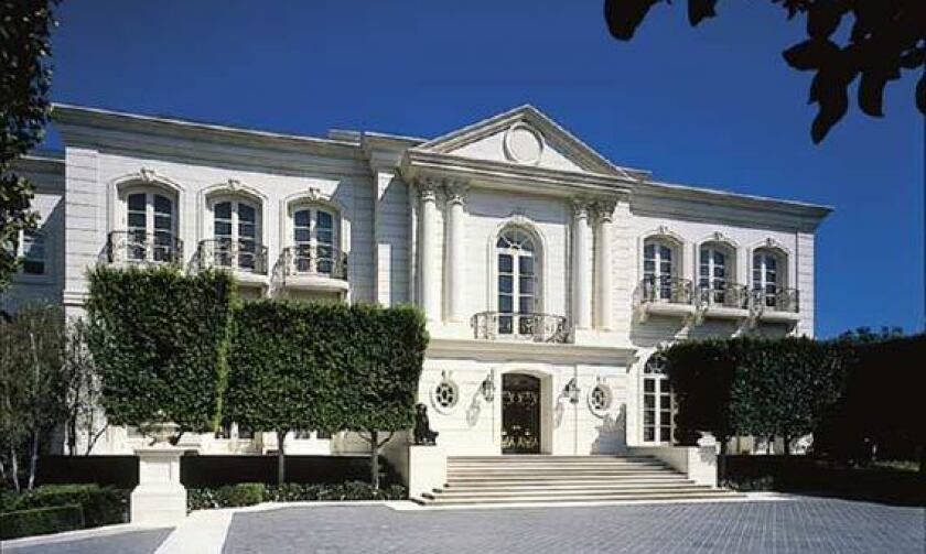 Iris Cantor has sold her Bel-Air estate for $40 million.