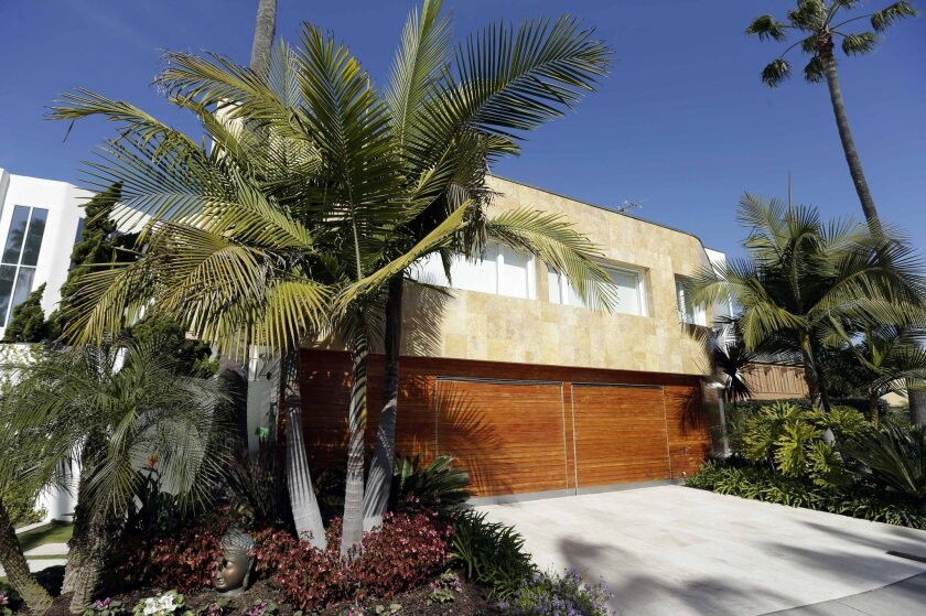 One of the properties in question in Coronado Cays.