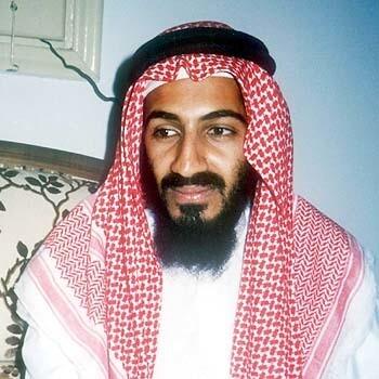 Bin Laden in undisclosed location in Afghanistan.