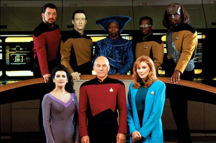 Patrick Stewart vuelve a Star Trek.