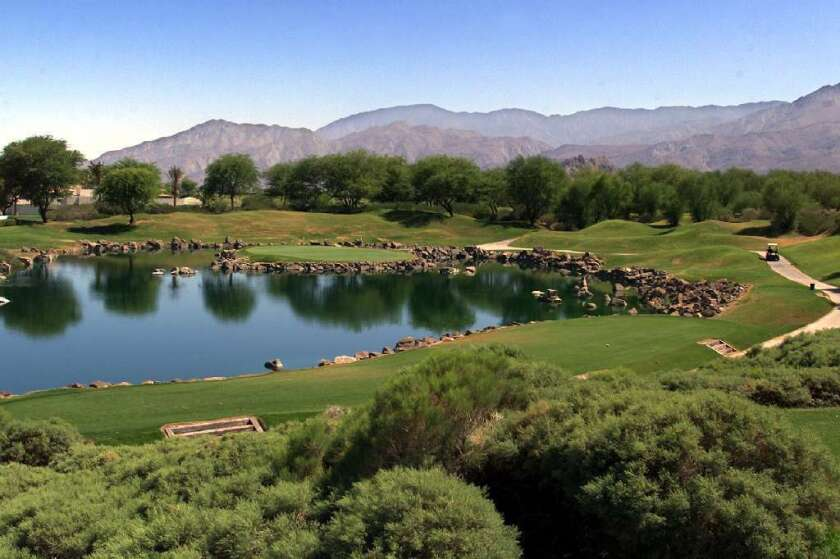 PGA West Stadium Course is back in the desert rotation