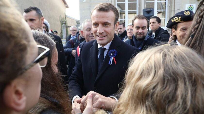 FRANCE-WWI-HISTORY-CENTENARY-POLITICS