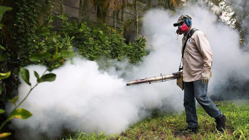 Zika in the U.S.