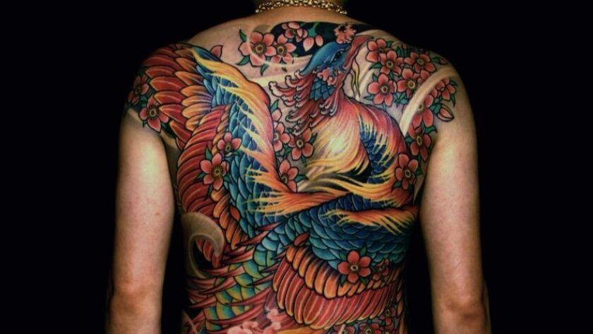 En China Los Tatuajes Son Casi Ilegales Pero Tambien Una Pasion En La Vida De Muchos Los Angeles Times