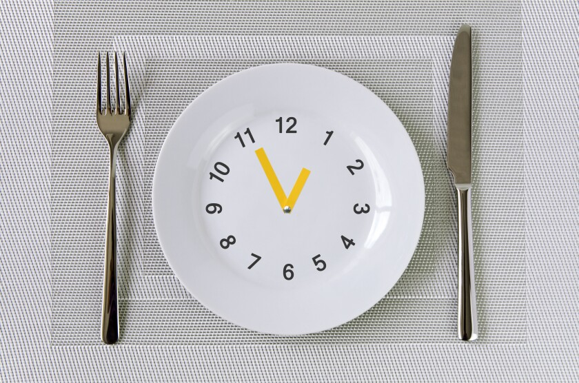 Time-restricted eating reduces overall calories but also works by feeding into the body's circadian rhythms.