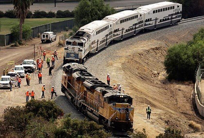Metrolink crash, Chatsworth