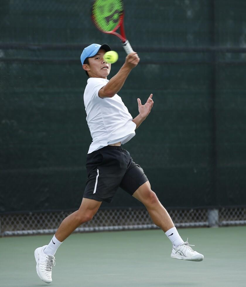 CIF Tennis