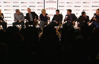 'Saving Mr. Banks' panel with moderator Rebecca Keegan