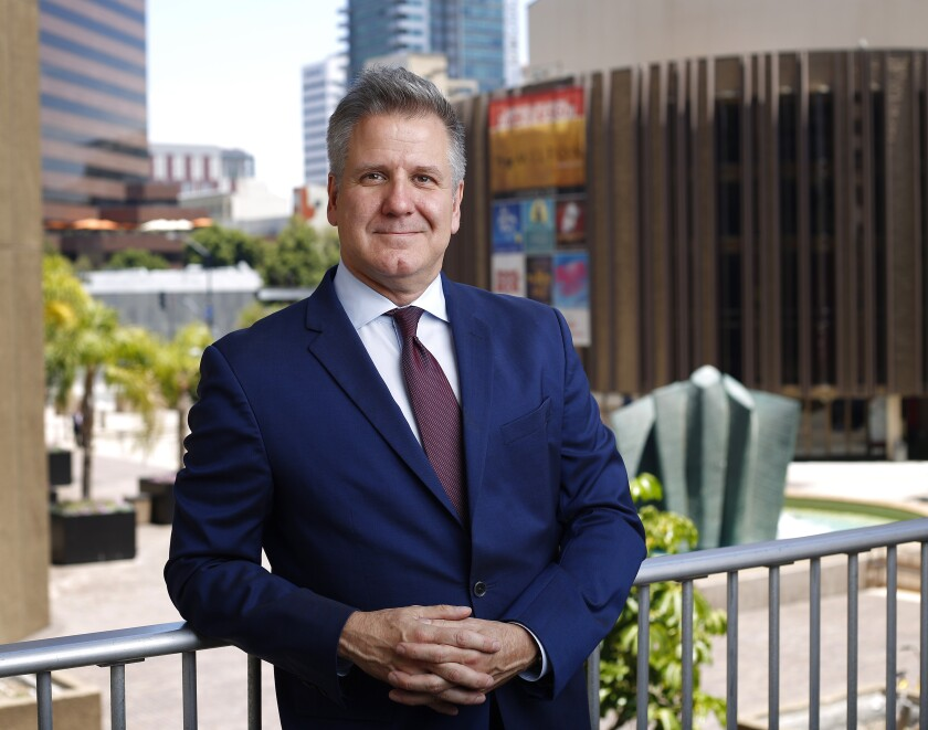 David Bennett is the General Director of San Diego Opera.