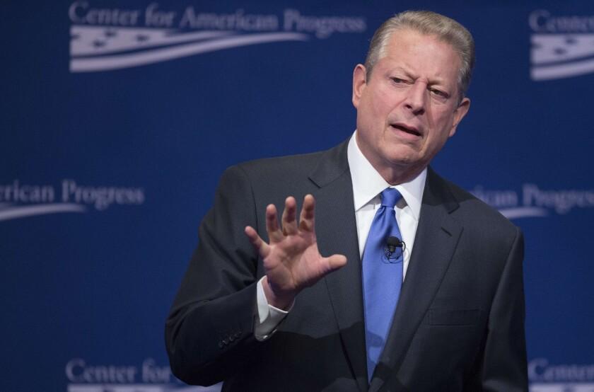 Former Vice President Al Gore has gone vegan.