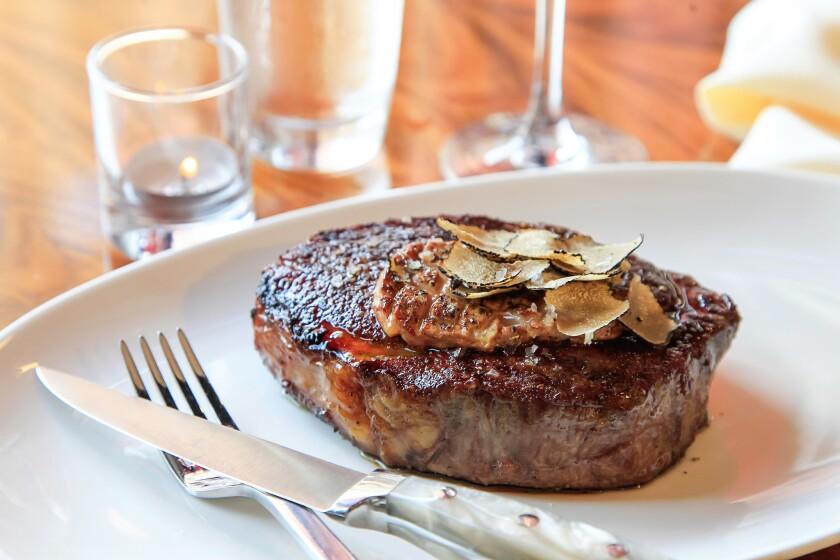 Dry-aged Steak