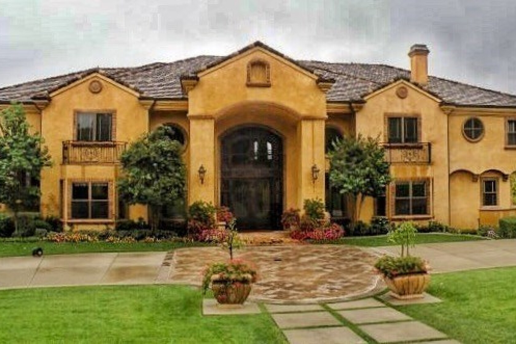 Lonzo Ball Linked Llc Buys A Baller Mansion In Chino Hills For 5 2