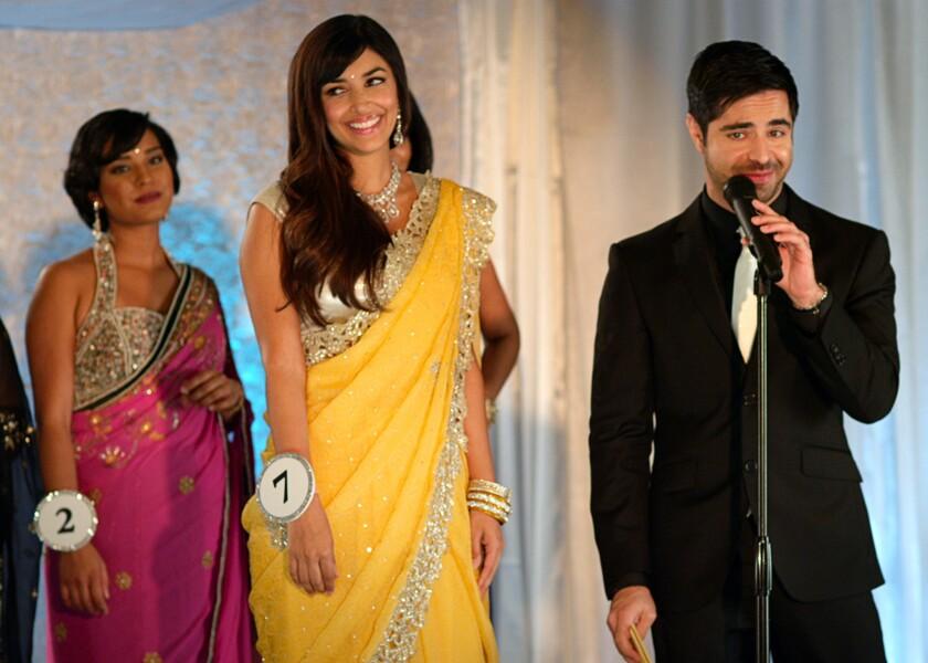'Miss India America'