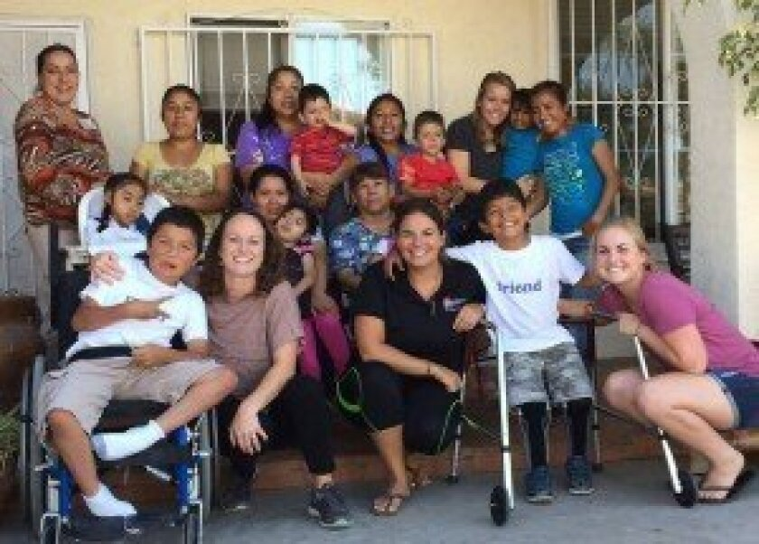 Catherine Kids serves medically fragile children with various needs in Rosarito.