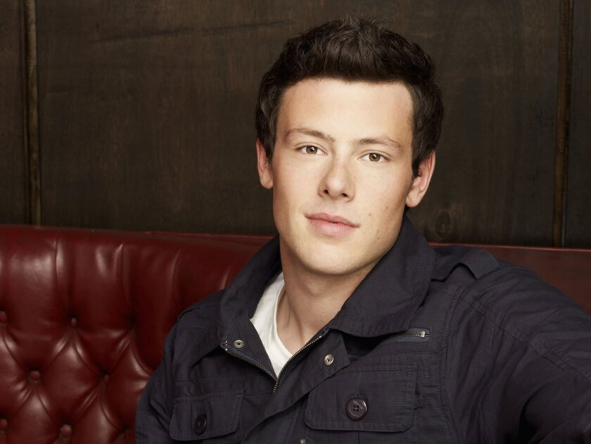 """Canadian actor Cory Monteith, who played the character Finn Hudson on the Fox TV show """"Glee,"""" was found dead Saturday in a Vancouver hotel. The cause of death was unknown."""