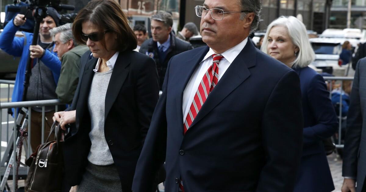 Zulassungs-Skandal: Überschreiben coronavirus Bedenken, Richter Sätze Bay Area mom, um 7 Monate in Gefängnis