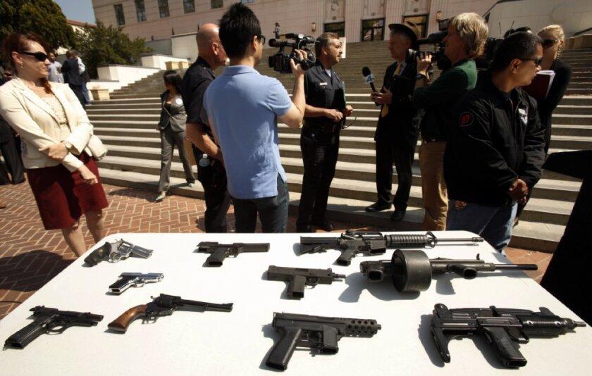 guns medical societies public health