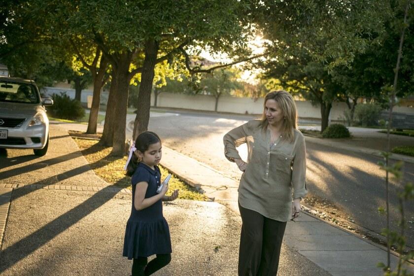Patti Magnon with daughter Allie