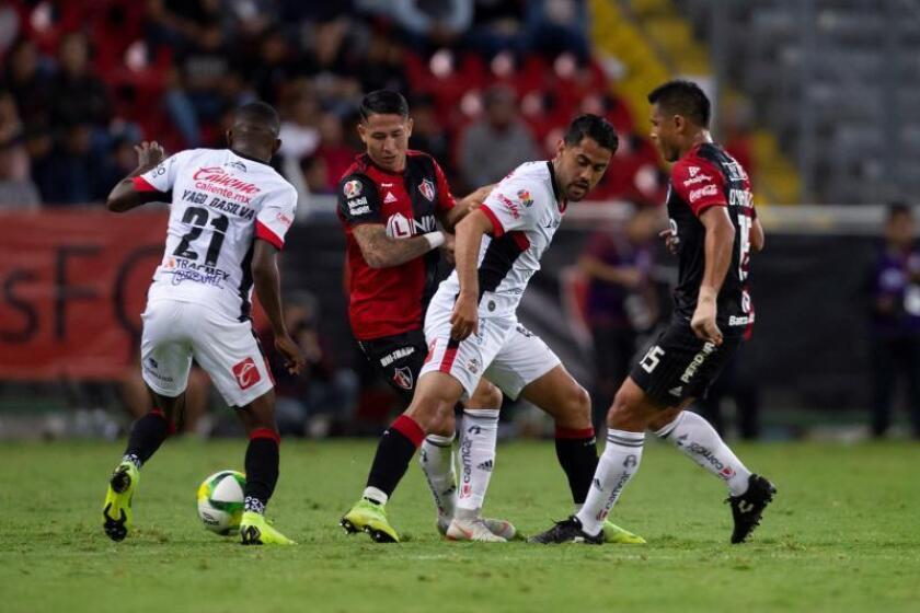 El paraguayo Martínez asegura que Atlas buscará vencer a las Chivas como sea