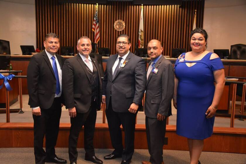 Commerce City Council