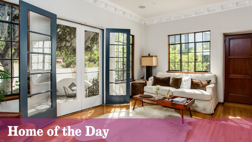 Home of the Day: A classic Spanish Revival in Hollywood Hills
